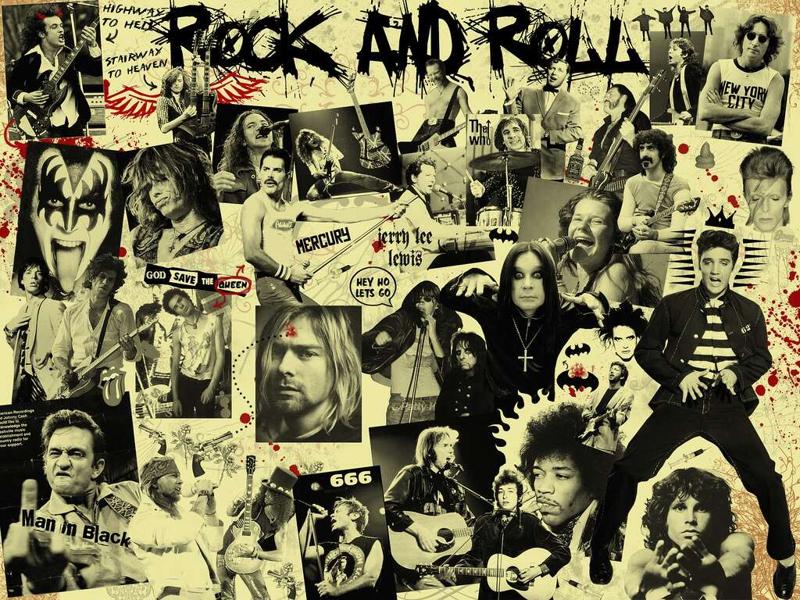 рок н ролл 50 годов слушать